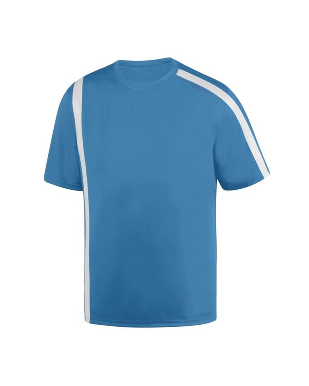1620 Augusta Sportswear Columbia Blue/ White