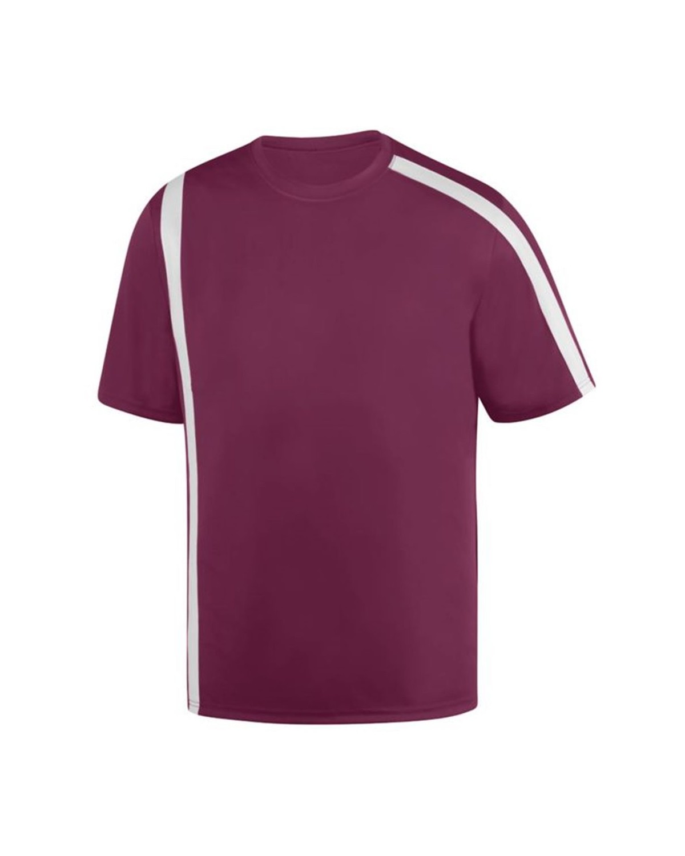 1620 Augusta Sportswear MAROON/ WHITE