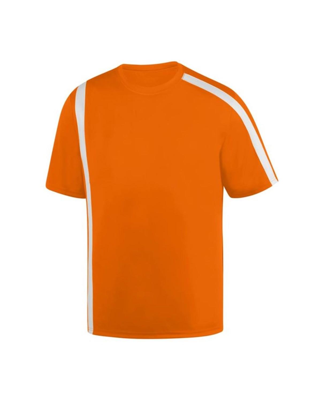 1620 Augusta Sportswear Power Orange/ White