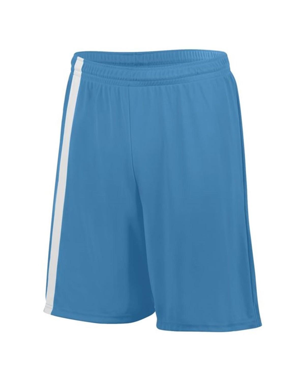 1623 Augusta Sportswear Columbia Blue/ White