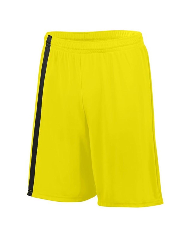 1623 Augusta Sportswear Power Yellow/ Black