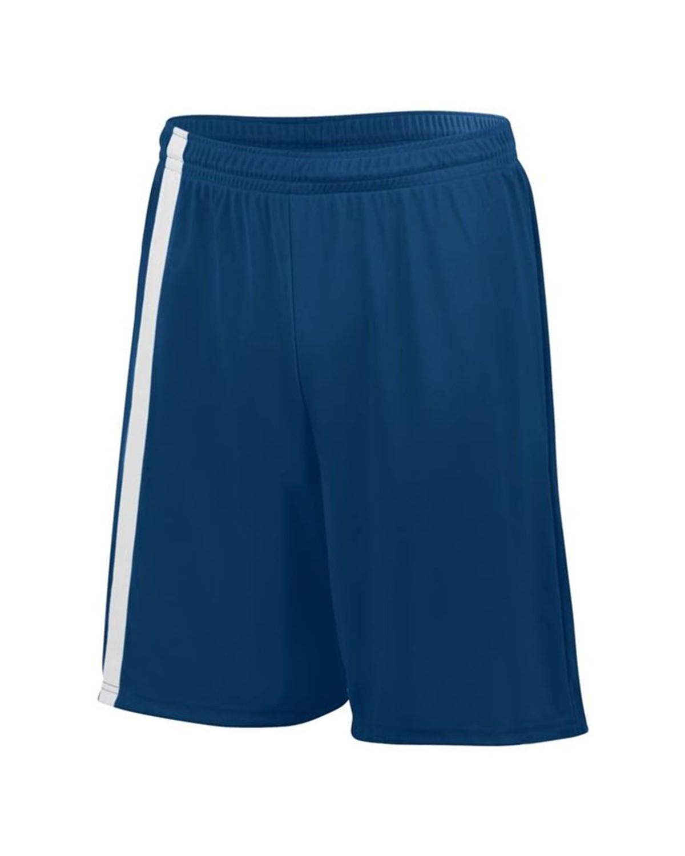 1623 Augusta Sportswear NAVY/ WHITE