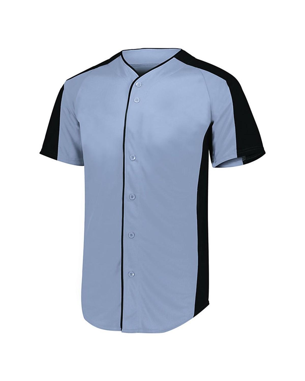 1655 Augusta Sportswear Blue Grey/ Black