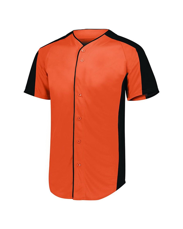 1655 Augusta Sportswear ORANGE/ BLACK