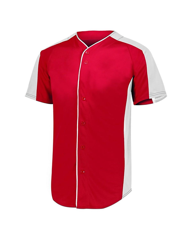 1655 Augusta Sportswear RED/ WHITE