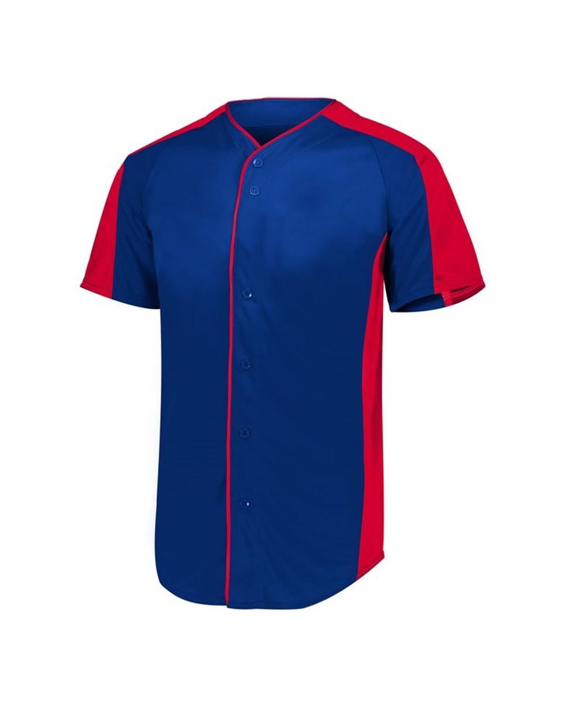 1656 Augusta Sportswear NAVY/ RED