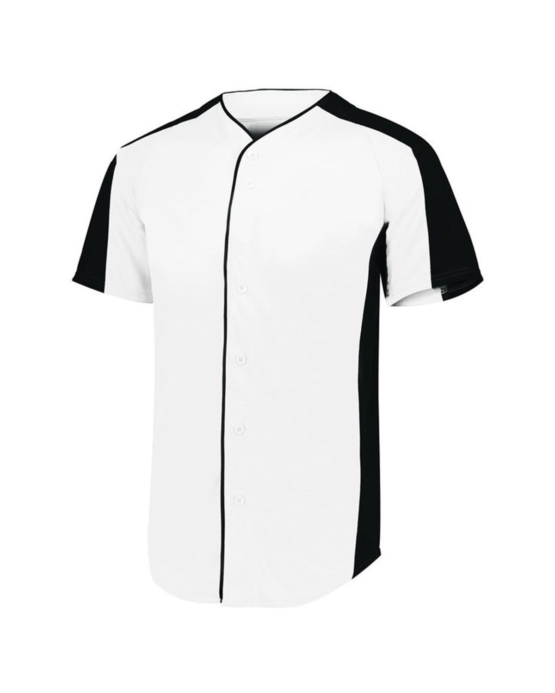 1656 Augusta Sportswear WHITE/ BLACK