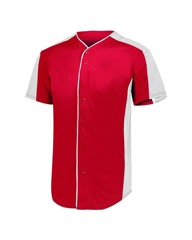 1656 Augusta Sportswear RED/ WHITE