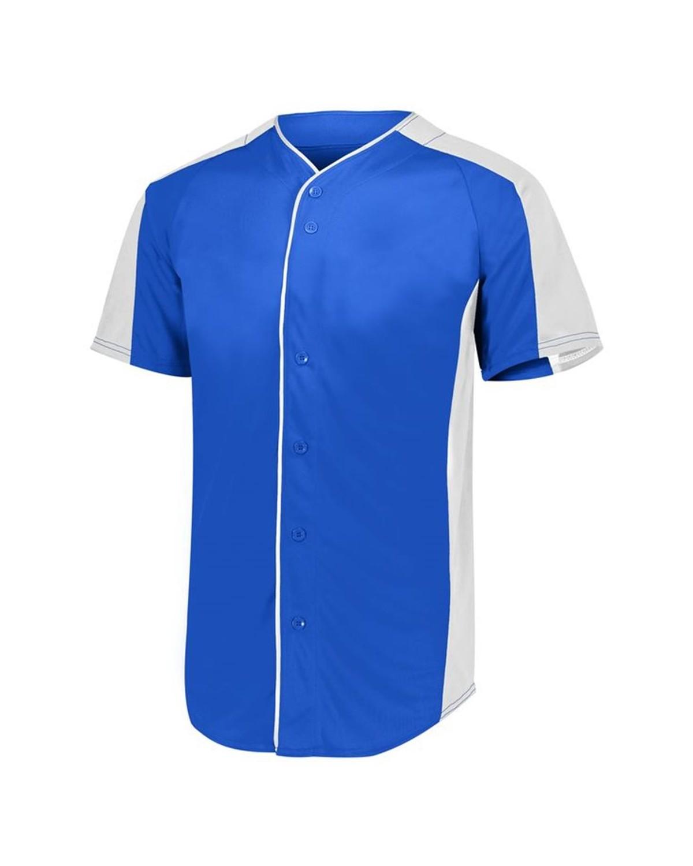1656 Augusta Sportswear ROYAL/ WHITE