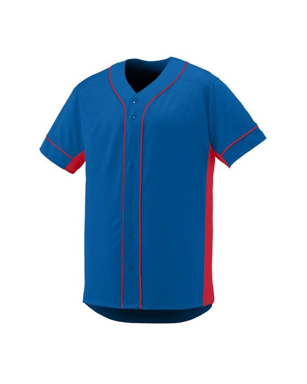 1660 Augusta Sportswear ROYAL/ RED