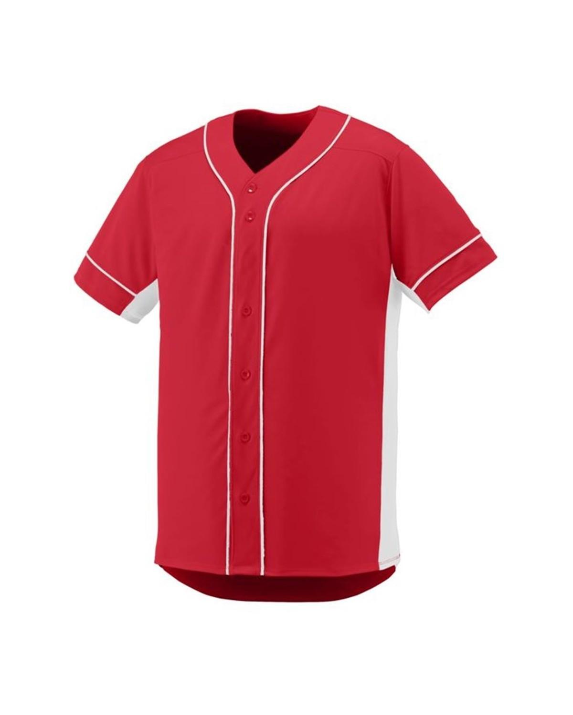 1660 Augusta Sportswear RED/ WHITE