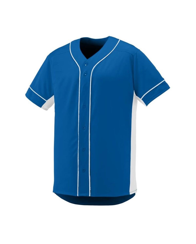 1660 Augusta Sportswear ROYAL/ WHITE