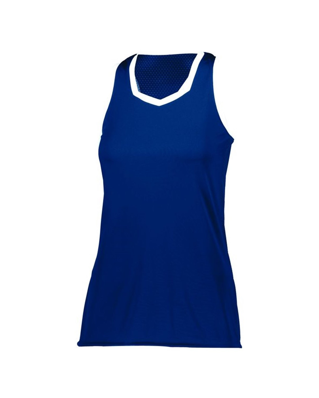 1678 Augusta Sportswear NAVY/ WHITE