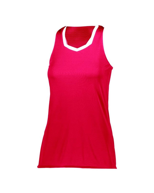 1678 Augusta Sportswear RED/ WHITE