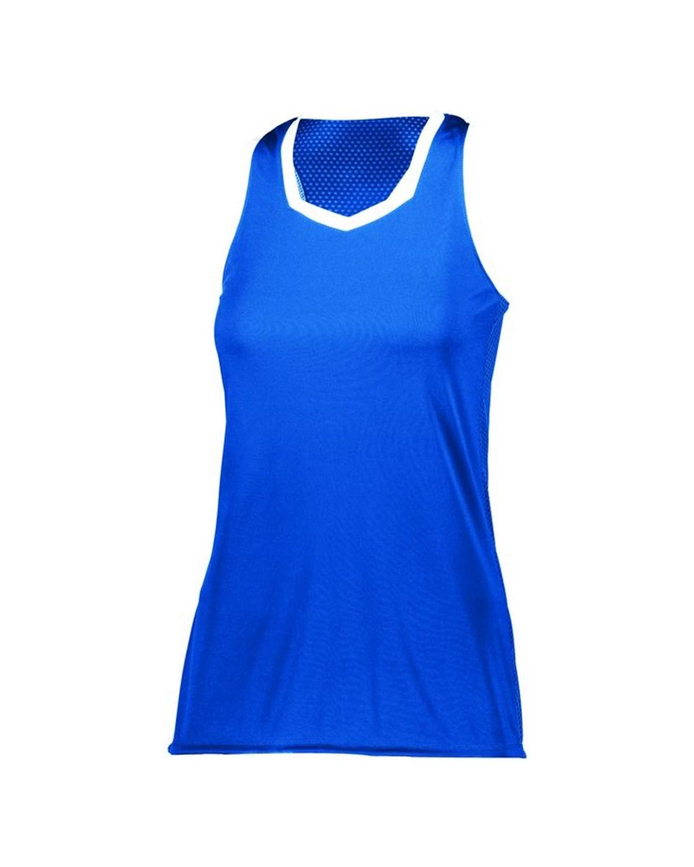 1678 Augusta Sportswear ROYAL/ WHITE