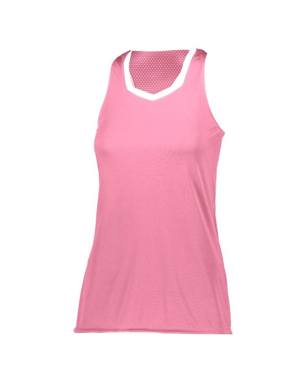 1679 Augusta Sportswear CORAL/ WHITE