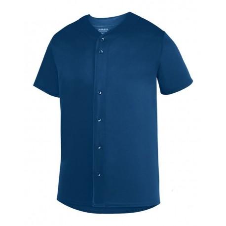 1681 Augusta Sportswear 1681 Youth Sultan Jersey NAVY