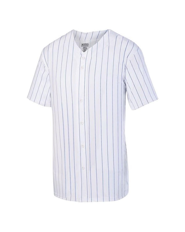 1685 Augusta Sportswear WHITE/ ROYAL