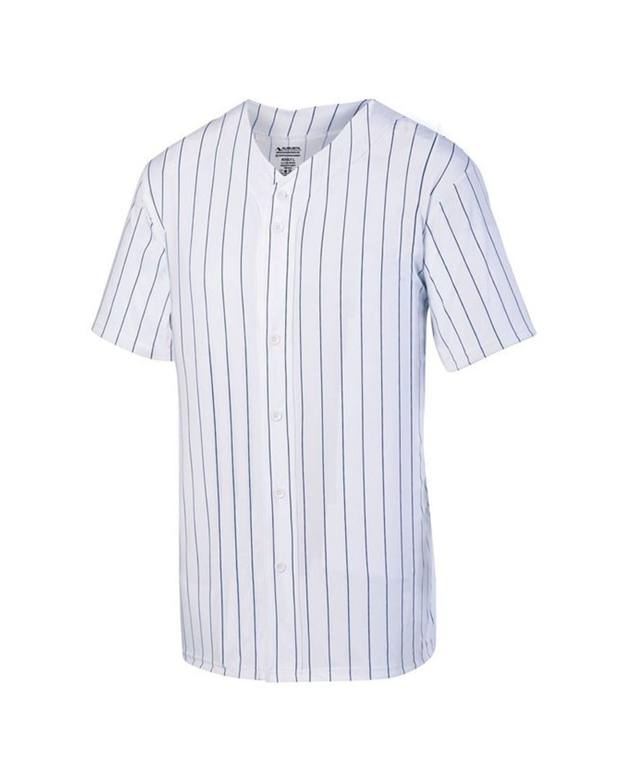 1686 Augusta Sportswear WHITE/ NAVY