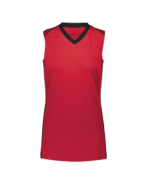 1688 Augusta Sportswear SCARLET/ BLACK