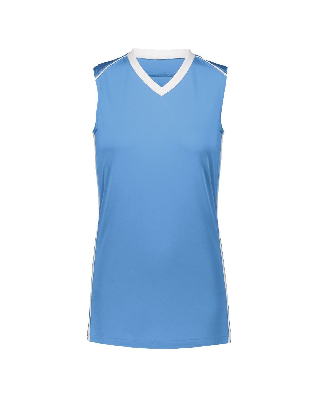 1688 Augusta Sportswear Columbia Blue/ White