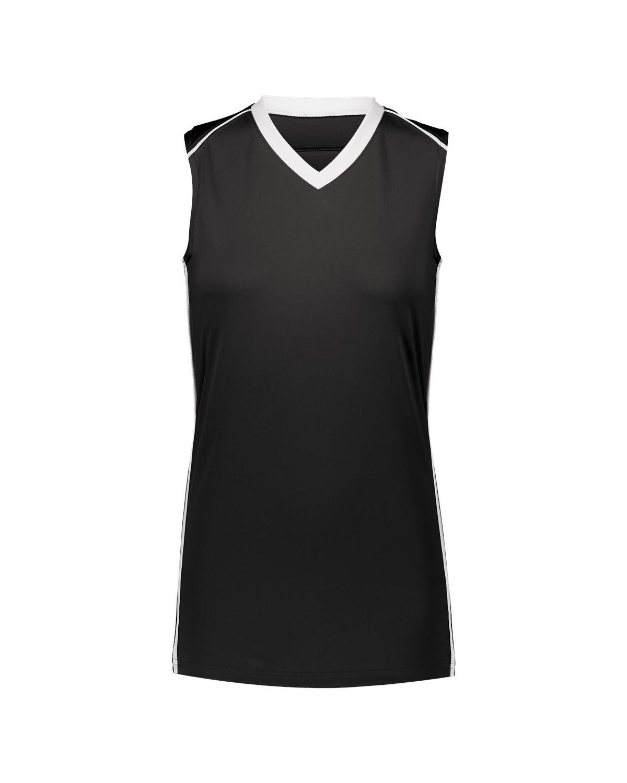 1688 Augusta Sportswear BLACK/ WHITE
