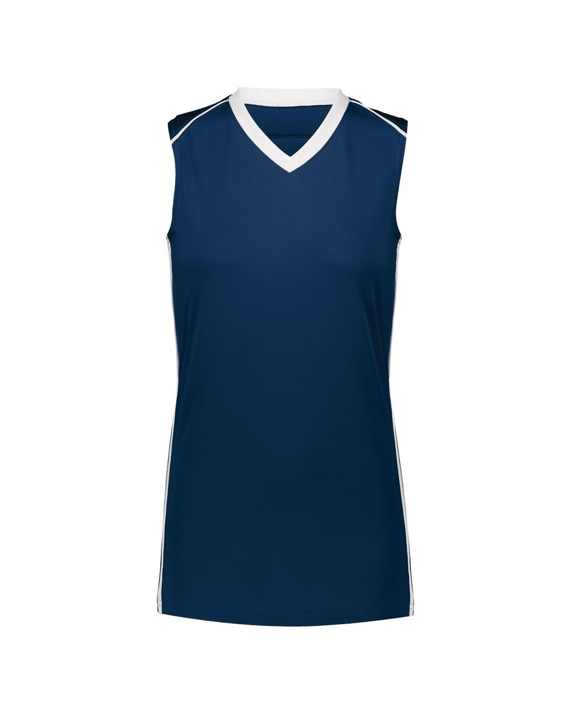 1688 Augusta Sportswear NAVY/ WHITE