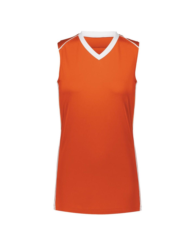 1688 Augusta Sportswear ORANGE/ WHITE