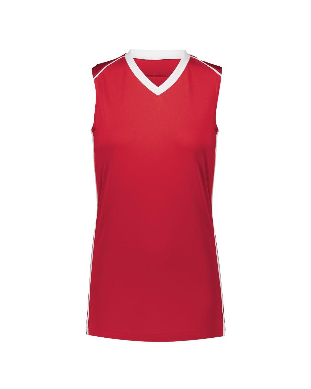 1688 Augusta Sportswear SCARLET/ WHITE
