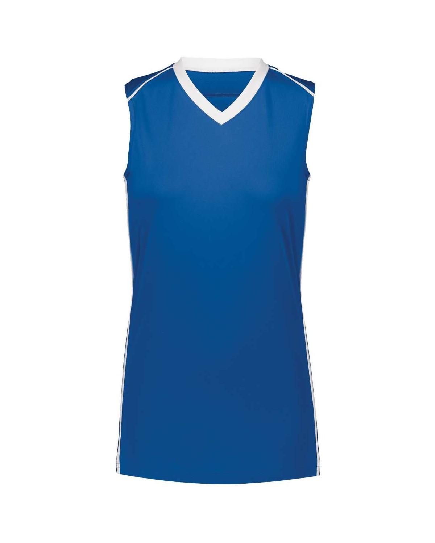1688 Augusta Sportswear ROYAL/ WHITE