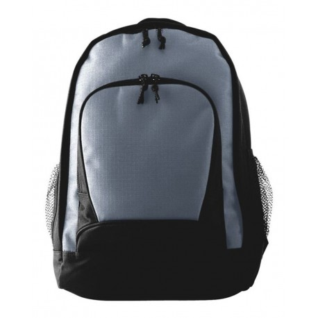 1710 Augusta Sportswear 1710 Ripstop Backpack GRAPHITE/ BLACK