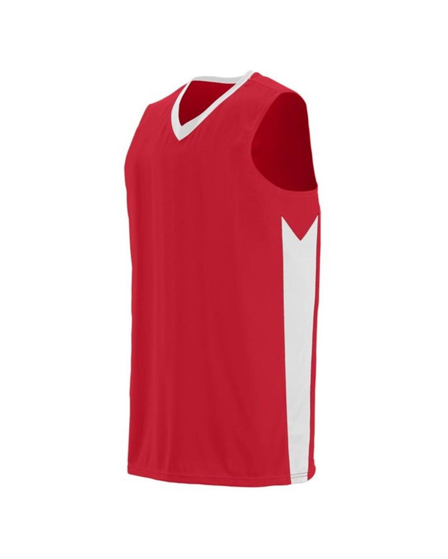 1712 Augusta Sportswear RED/ WHITE