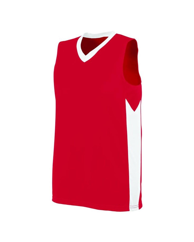 1714 Augusta Sportswear RED/ WHITE