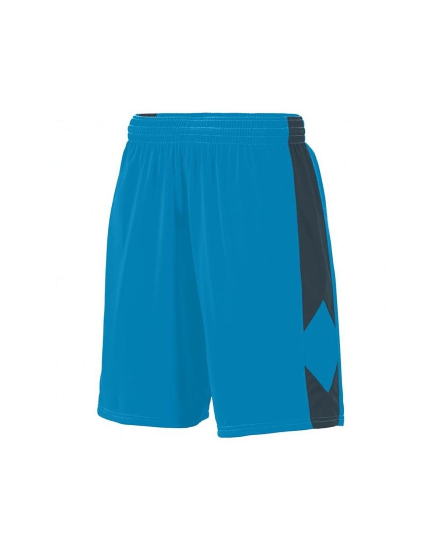 1715 Augusta Sportswear Power Blue/ Slate