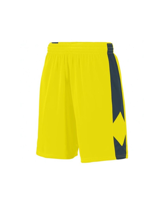 1715 Augusta Sportswear Power Yellow/ Slate