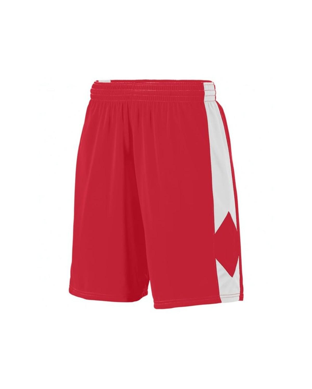 1715 Augusta Sportswear RED/ WHITE