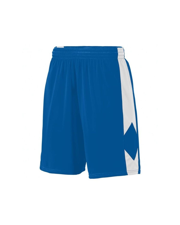 1715 Augusta Sportswear ROYAL/ WHITE