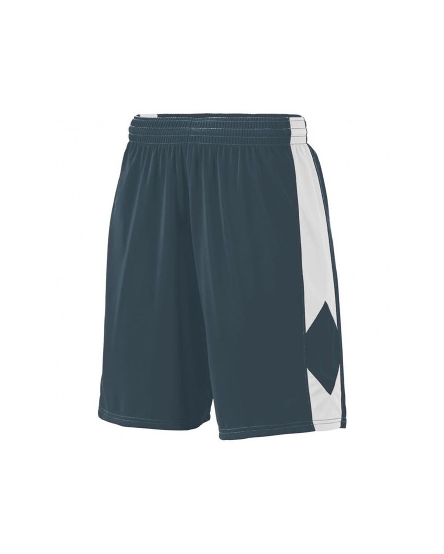 1716 Augusta Sportswear Slate/ White