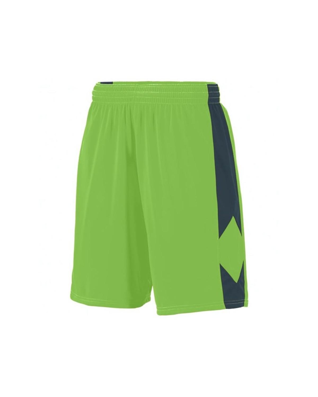 1716 Augusta Sportswear Lime/ Slate