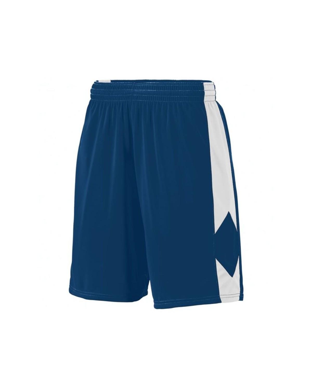 1716 Augusta Sportswear NAVY/ WHITE