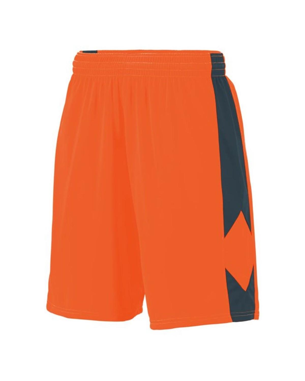 1716 Augusta Sportswear Power Orange/ Slate