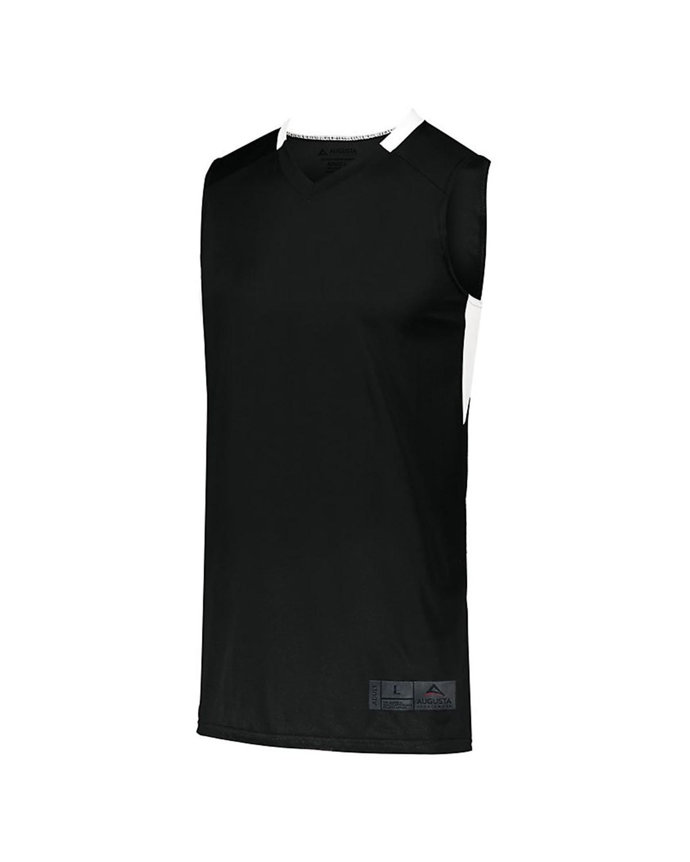 1730 Augusta Sportswear BLACK/ WHITE