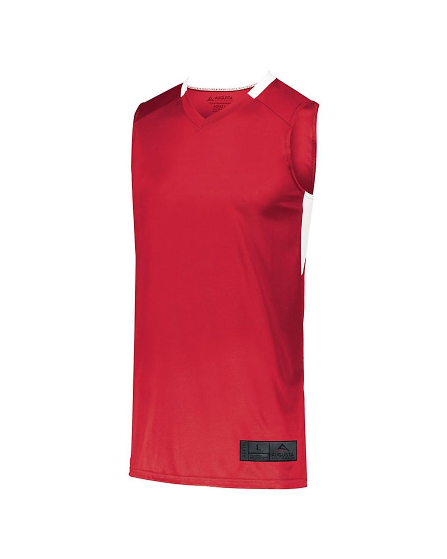 1730 Augusta Sportswear RED/ WHITE