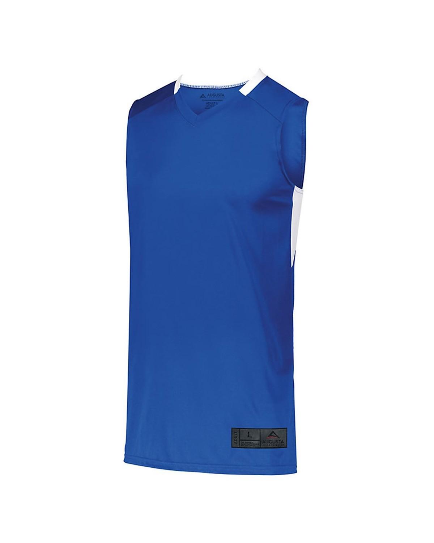 1730 Augusta Sportswear ROYAL/ WHITE