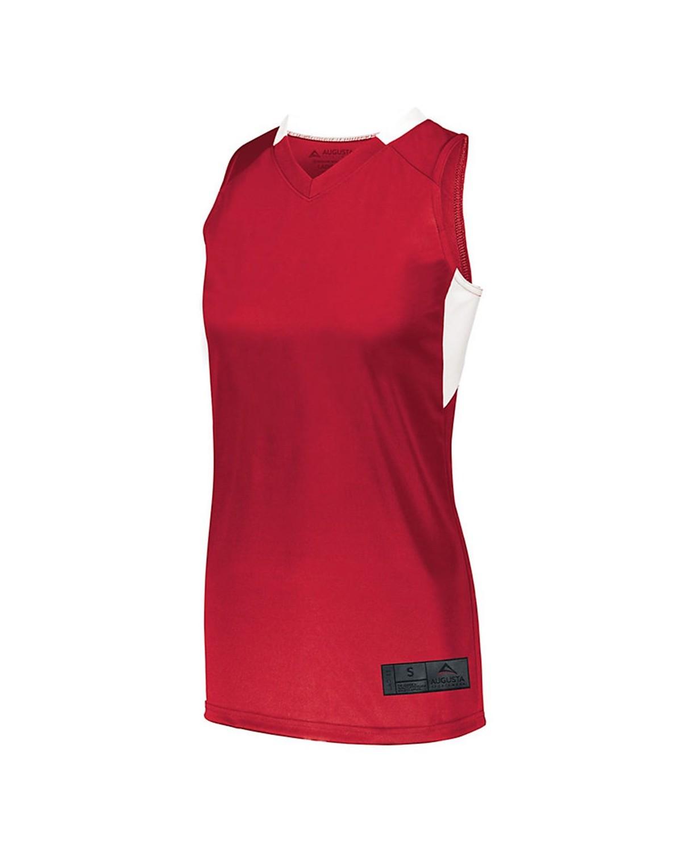 1732 Augusta Sportswear RED/ WHITE