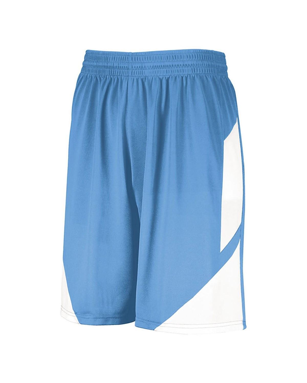 1733 Augusta Sportswear Columbia Blue/ White
