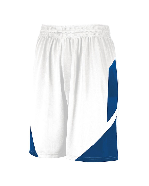 1734 Augusta Sportswear WHITE/ ROYAL