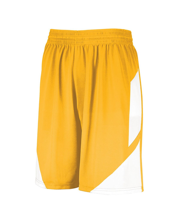 1734 Augusta Sportswear GOLD/ WHITE