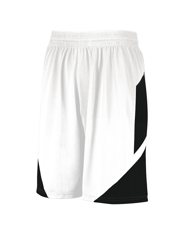 1734 Augusta Sportswear WHITE/ BLACK