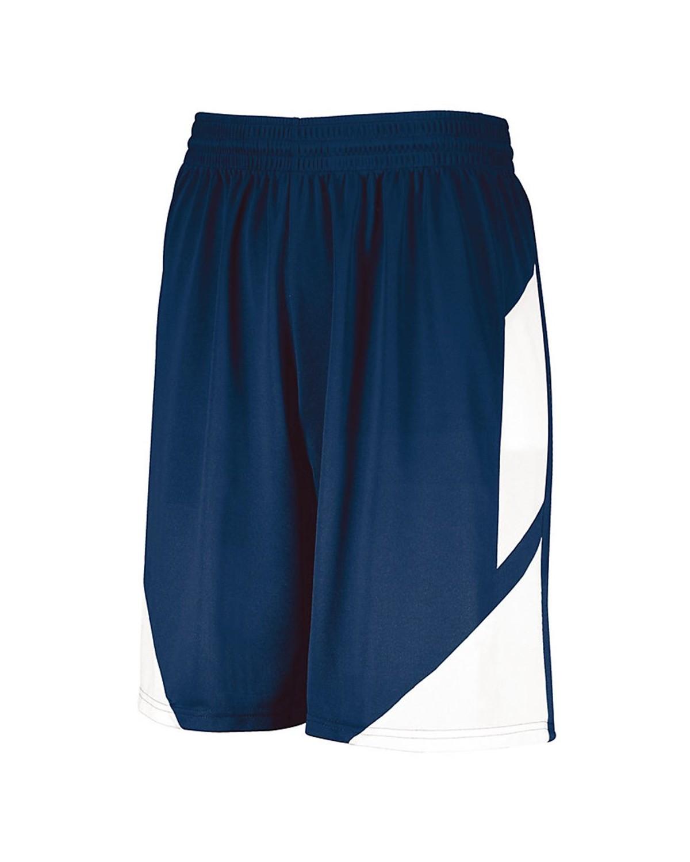 1734 Augusta Sportswear NAVY/ WHITE